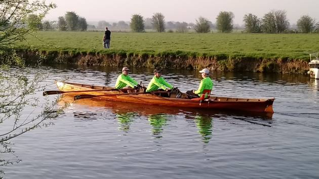 Meander 2019 Rowing The Length Of The Thameswraysbury Skiff And Punting Club